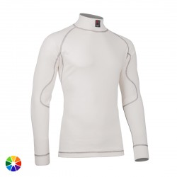 T-SHIRT homologue FIA M1 blanc