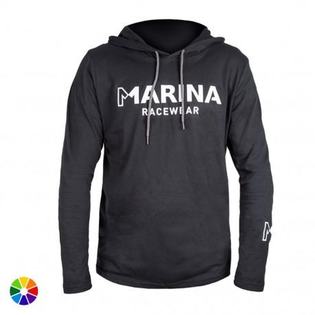 Sweat à capuche Marina Racewear