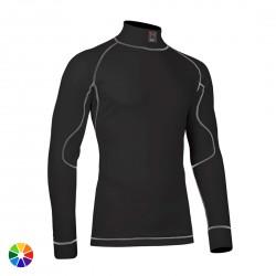 T-shirt Manche longue Marina M1 Noir