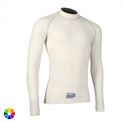 T-shirt M2 homologue FIA Blanc