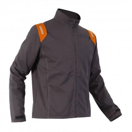 Veste WMP Carcross orange