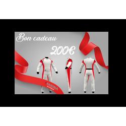 BON CADEAU MARINA 200€