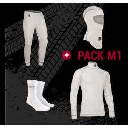 Pack M1 sous-vêtement homologué FIA