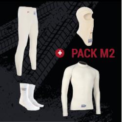 Pack M2 sous-vêtement homologué FIA