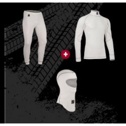 Pack M1 T-Shirt + Pantalon + Cagoule M1 FIA